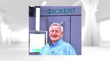 New support for Wickert Sales in the States