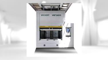 Wickert Hydraulic Presses is assisting customers to move Out of Autoclave (OoA)