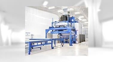 From press manufacturer to system manufacturer - Press design and manufacturing in large format becomes standard