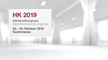 Invitation- HK Heat Treatment Congress in Cologne