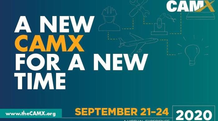 CAMX 2020 September 21-24 - Wickert is exhibitor at one of the first virtual trade shows